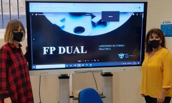 FP Dual Aprendemos trabajando
