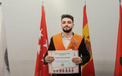 Graduación 2021 Madrid