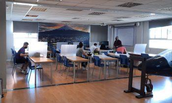 Nuevas incorporaciones y comienzo de la formación online